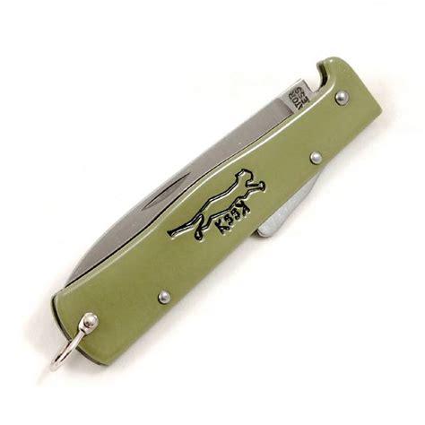 mercator knife mercator k55k folding pocket knife reed green