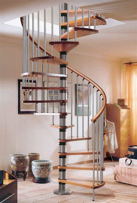 Circular Stairs Design Kepler House Wallpaper Spiral Staircase Design