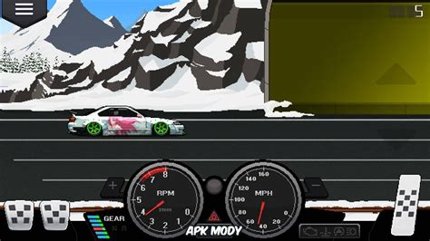 pixel car racer pixel car racer 1 0 67 box mod apk download 187 apk mody