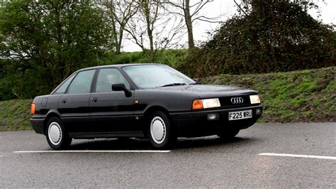 Simple Clock by Audi 80 1 8 S Retro Road Test Motoring Research