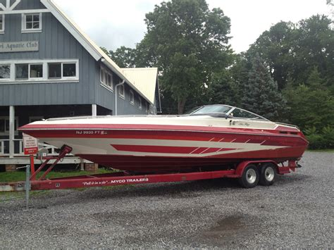 used 27 foot boat trailer for sale sea ray 32 32 foot pachanga speed boat fast boat for sale