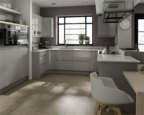 Kitchen Design Howdens by Mad About Grey Kitchens