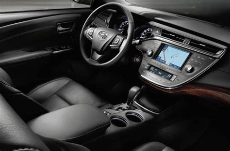 Avalon 2015 Interior by 2016 Toyota Avalon Price Redesign Review Interior Pictures
