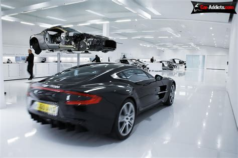 aston martin factory aston martin one 77 national geographic mega factories