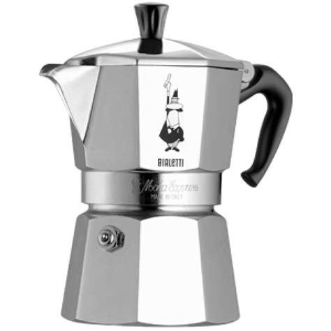 espresso maker bialetti bialetti moka express coffee maker 3 espresso cup