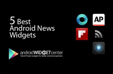 5 best android news widget april 2013 androidwidgetcenter - News Widgets For Android