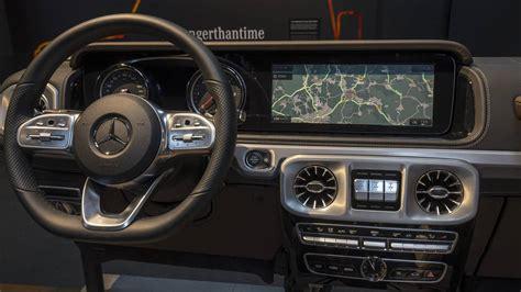 customized g wagon interior 2019 mercedes g class interior photo