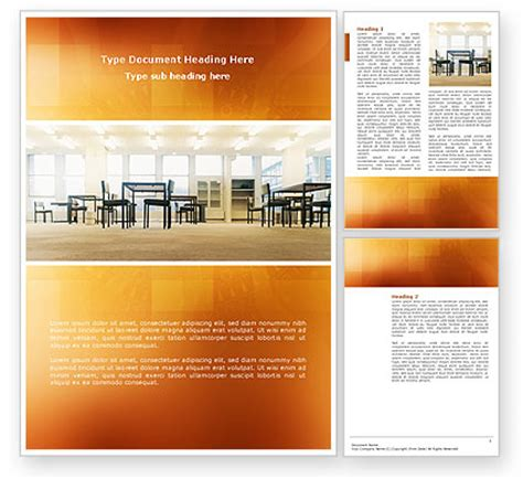 canteen card templates office canteen word template 02798 poweredtemplate