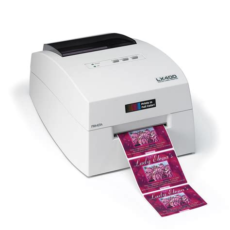 Sticker Drucken Test by Primera Label Printers Printing Supplies Durafast Label