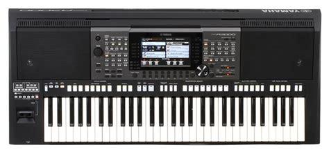 Keyboard Yamaha A3000 Yamaha Psr A3000 61 Key World Arranger Sweetwater