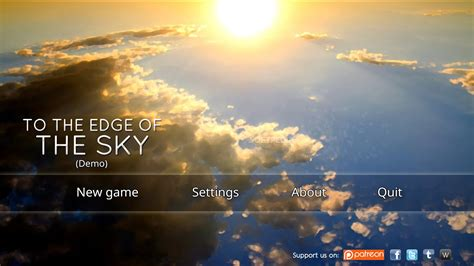to the edge of the sky demo download