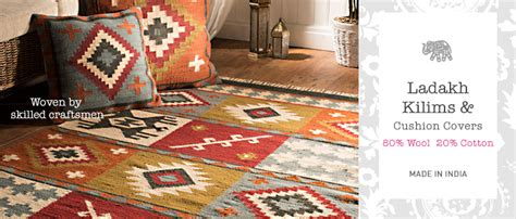 Lewis Kilim Rugs by Cushion Rugs Roselawnlutheran