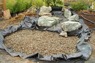 Build A Pond In Backyard Teich Mit Bachlauf Im Garten Anlegen Tipps Und Ideen