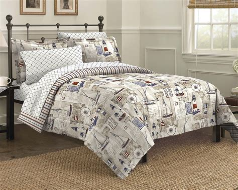 nautical bed sheets 60 nautical bedding sets for nautical lovers