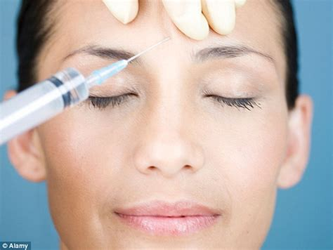botox injections how botox jabs can make you feel depressed women who have