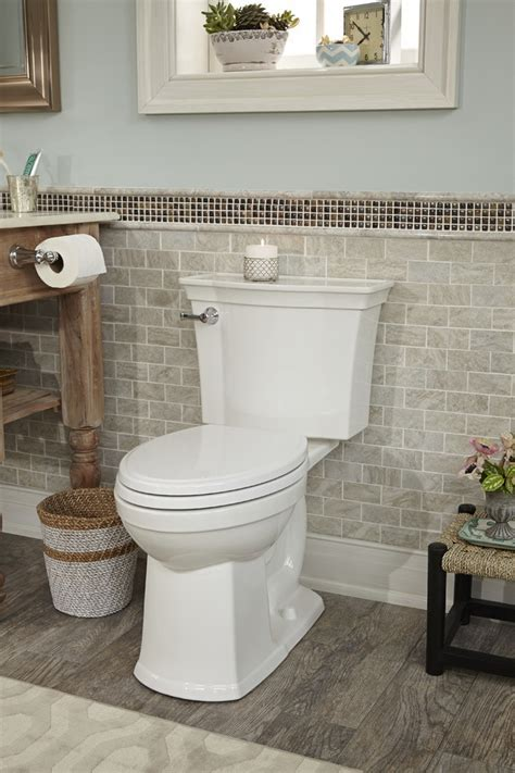 Dazzling rachel ray cookware in Bathroom EANF with Driftwood Vanity next to Floor Tile Border