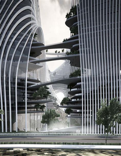 ma yansong designboom ma yansong mad architects shan shui city at designboom