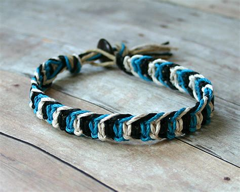 Cool Hemp Knots - 27 cool designs for hemp bracelets guide patterns