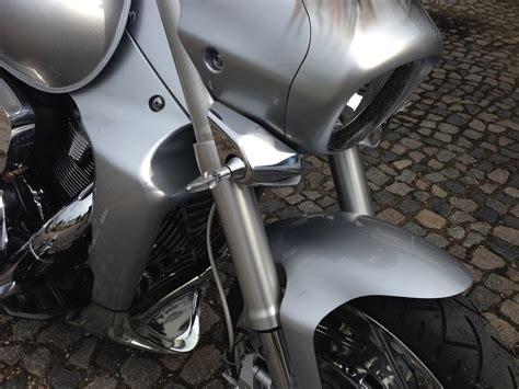 Motorradvermietung Oranienburg by Umgebautes Motorrad Suzuki Vzr 1800 Von Motorrad Technik