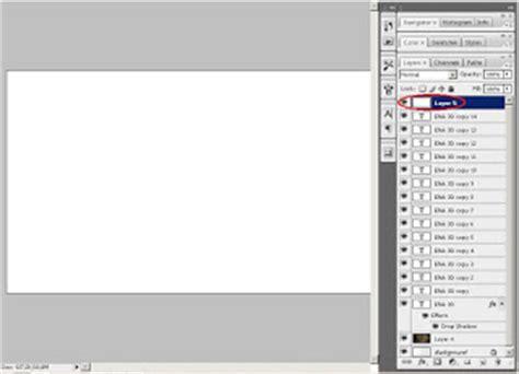 tutorial photoshop cs3 keren cara membuat efek tulisan 3d keren di photoshop cs3