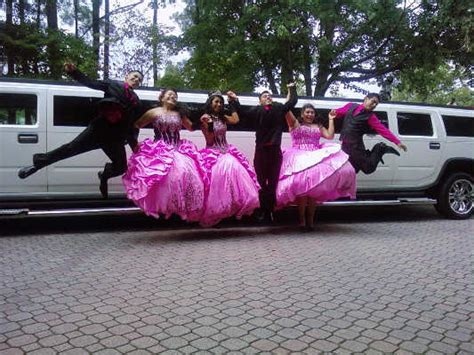Quinceanera Limos by Royal Limousine Offers The Best Hummer H2 In For