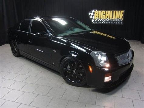 old car manuals online 2007 cadillac cts v electronic throttle control find used 2007 cadillac cts v 500 hp 6 speed manual done right only 27k miles in