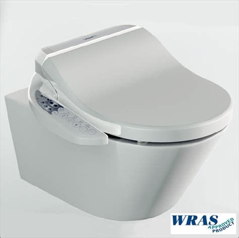 Bidet Toilet Seat Combo Asw6000 Shower Toilet