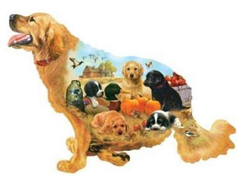 golden retriever puzzles stuffed golden retrievers plush goldens webkinz puzzles