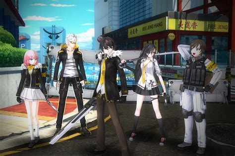 anime games for pc closers looks like a very nice online pc action rpg rice