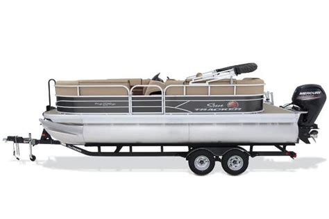 pontoon boat in spanish sun tracker party barge 20 dlx pontoon boats new in