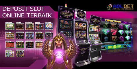 deposit slot  terbaik situs slot  indonesia