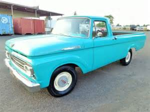 find used 1962 ford f100 unibody custom cab long bed 1961