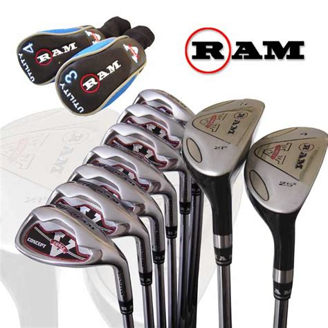ram concept golf clubs golf irons image search results