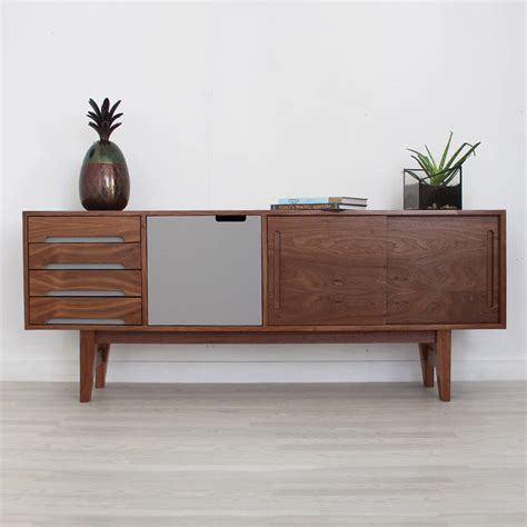 Handmade Sideboards - edgeware handmade walnut sideboard by circle line