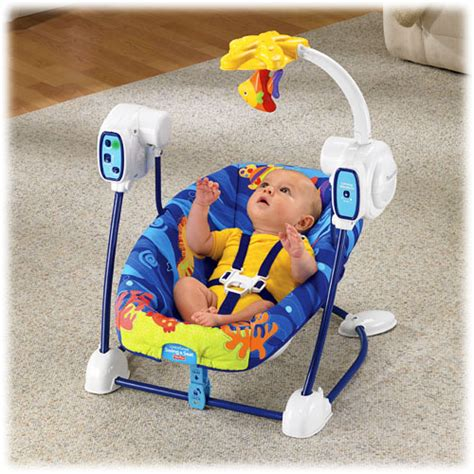 fisher price wonders swing fisher price swing wonders blue sea space