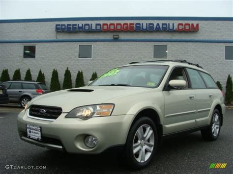 2005 Subaru Outback 2 5xt Limited by 2005 Chagne Gold Opal Subaru Outback 2 5xt Limited