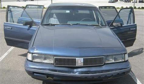 purchase used 1994 oldsmobile cutlass ciera s sedan 4 door 3 1l in topeka kansas united states purchase used 1994 oldsmobile cutlass ciera sedan 4 door 3 1l v6 running car ac heat new tires