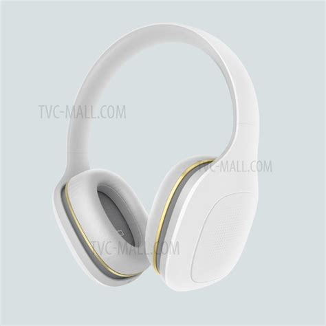 Xiaomi Headphone 2 White 8ta7x5 xiaomi mi headphone relax version wired stereo ear earphone with mic and line in