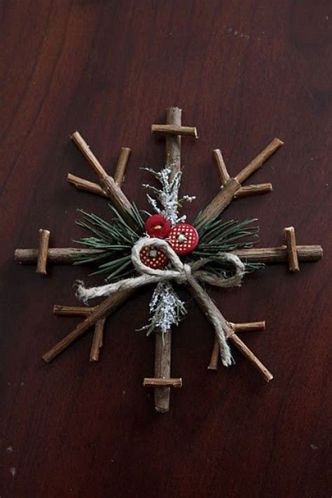 25 diy rustic christmas decorations that will make your