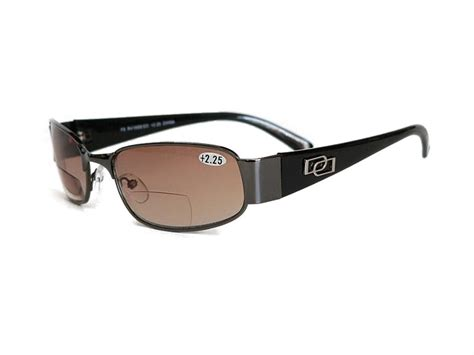 tinted dd bifocal reading glasses vancouver soft pouch ebay