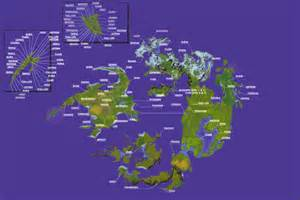 Ff6 World Map by Gallery For Gt Final Fantasy 7 Map