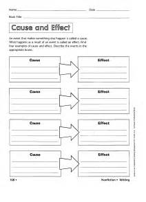 free cause and effect essays printable graphic organizers for grade 1000 images about grade stuff on