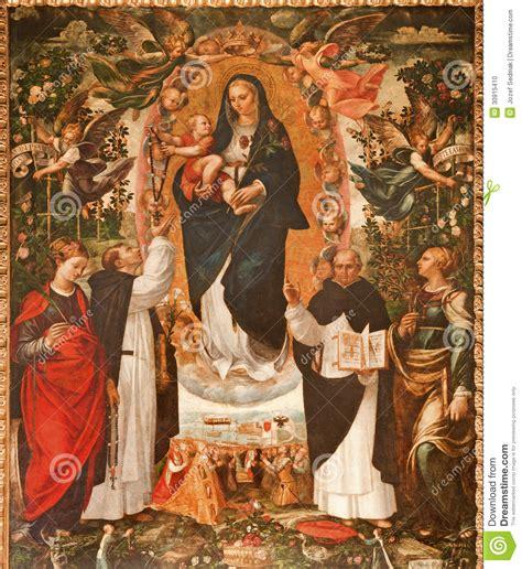imagenes figurativas del renacimiento palermo pintura del renacimiento de madonna con los