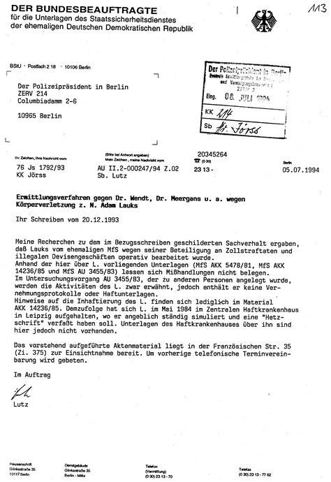Schreiben An Staatsanwaltschaft Muster Offener Brief An Den N E U E N Deutschen Bundestag Und Seinen Pr 196 Sidenten Aufarbeitung Der