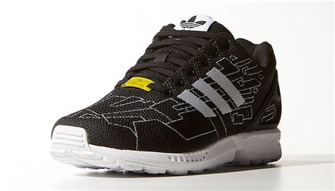 black and white pattern zx flux kicks deals official website adidas zx flux quot pattern