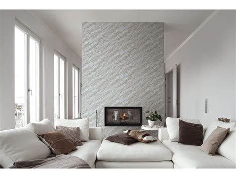 faded pleat suede contemporary wallpaper