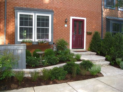 townhouse front yard landscaping ideas townhouse front yard ideas studio design gallery