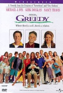 michael j fox kirk douglas movie greedy 1994