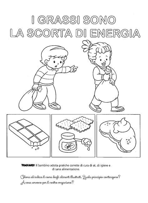 alimentazione schede didattiche scuola schede didattiche scuola dell infanzia la