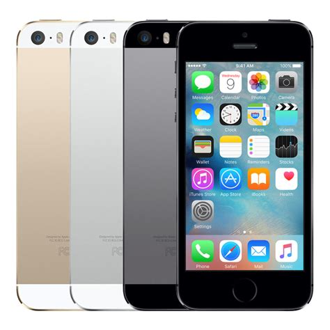 apple iphone 5s 64gb factory unlocked smartphone space gray silver gold ebay
